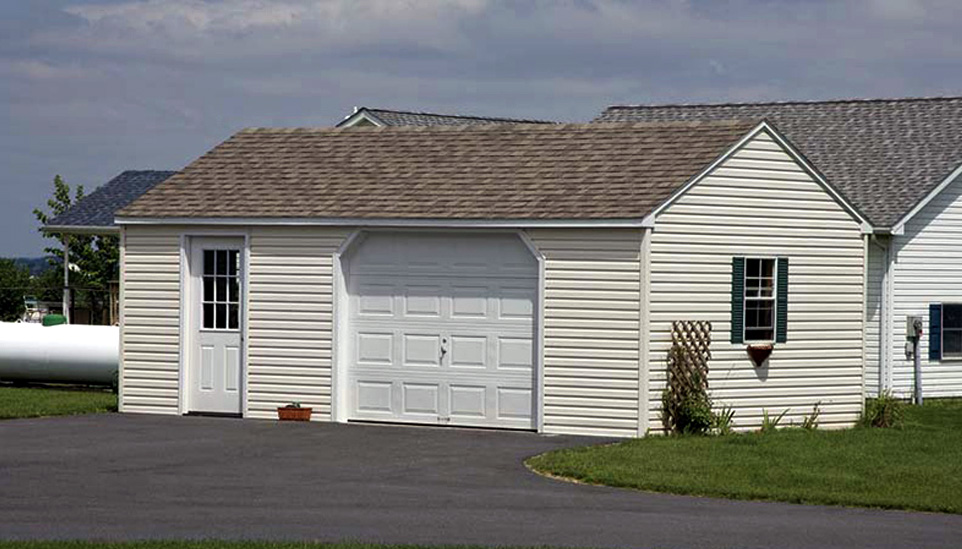 Amish Built Garages Lancaster PA