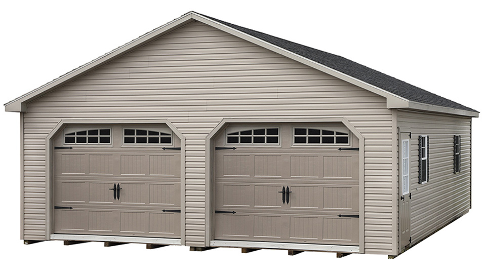 free standing garages in chester pa